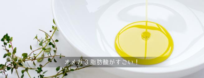 チアシードのオメガ3脂肪酸αリノレン酸がすごい