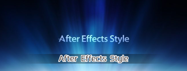 After-Effects-Style