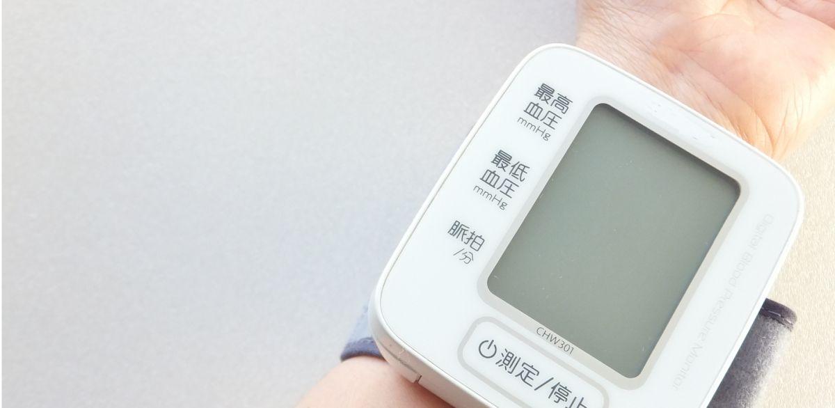 下の血圧は心臓が膨らんで血管圧が下がってる状態