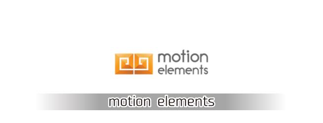 motion elements モーションエレメンツ